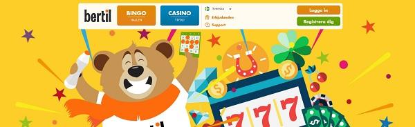 Bertil Casino – Ett bra val för skön bonus