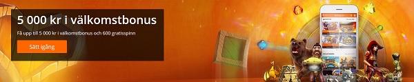 Nya spelautomater från Microgaming hos ditt online casino